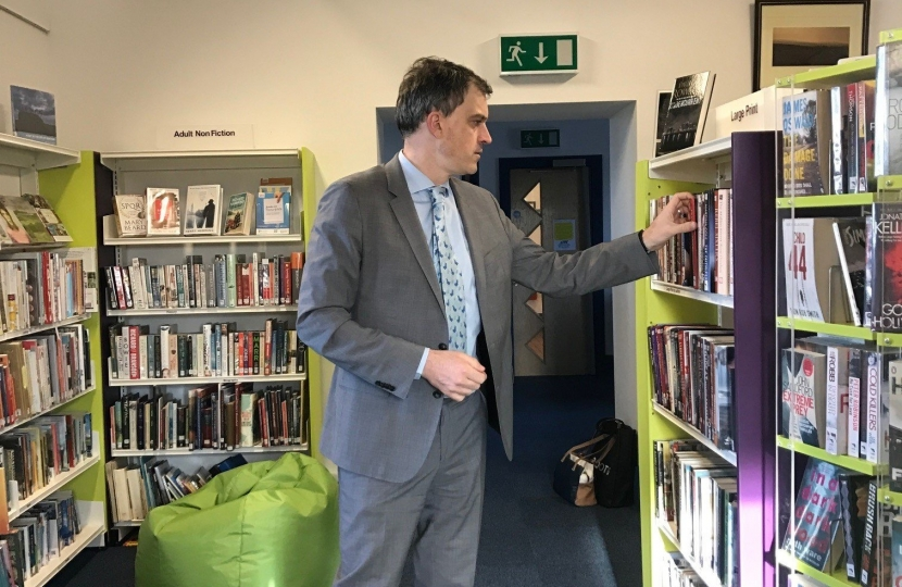 Julian Smith Bentham Community Library