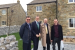 Julian Smith MP and Yorkshire Housing