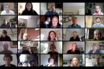 Environment Lobby Virtual Meeting